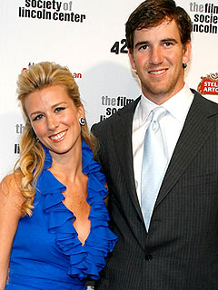 Eli Manning Welcomes Daughter Lucy Thomas