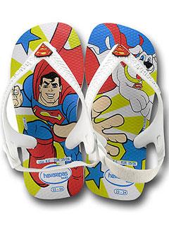 Superman Havaianas Flip Flops