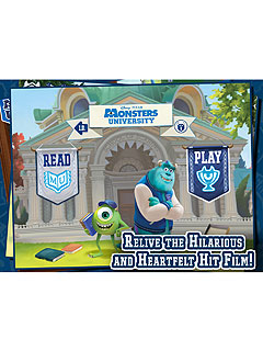 Monsters University Storybook Deluxe App