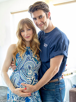 Jaime Ray Newman Baby Shower