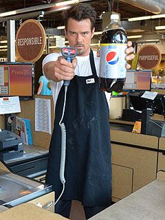 Josh Duhamel Diet Pepsi Baby Name