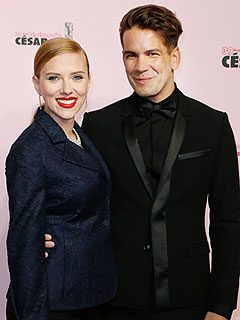 Scarlett Johansson Welcomes Daughter Dorothy-Rose Romain Dauriac