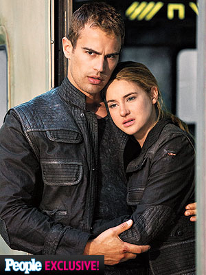 Shailene Woodley: Theo James Is a Great Kisser