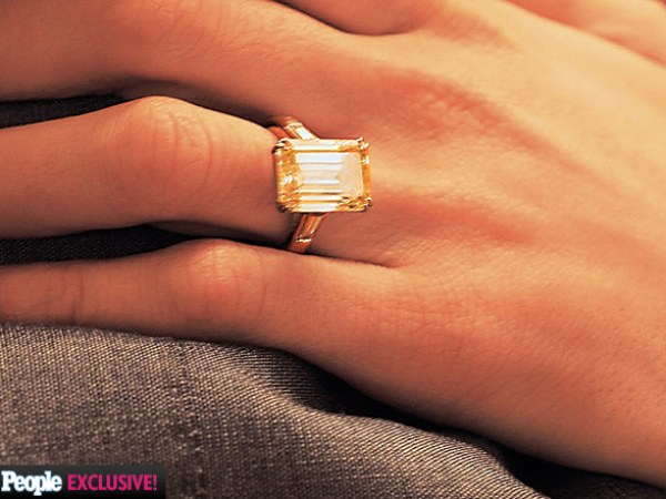 Amal Alamuddin's Engagement Ring from George Clooney – See Exclusive Photos!  Couples, Engagements, Amal Alamuddin, George Clooney