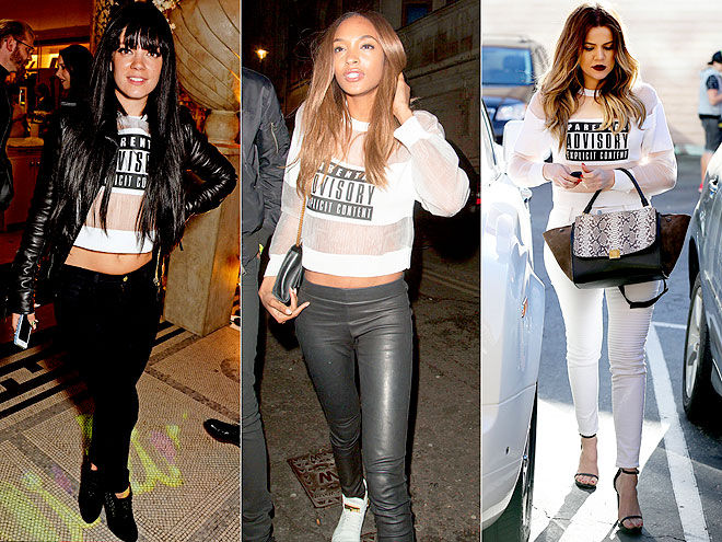 LILY VS. JOURDAN VS. KHLOÉ  photo | Khloe Kardashian, Lily Allen
