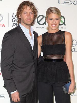 Eric Christian Olsen Sarah Wright Olsen Pregnant Expecting Second Child