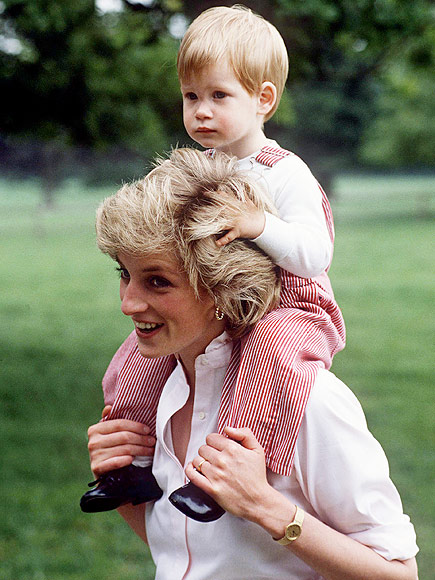 'I Hope She's Looking Down with Tears in Her Eyes ... Incredibly Proud:' Prince Harry on Carrying on Princess Diana's Legacy| Good Morning America, The British Royals, The Royals, Prince Harry, Prince William, Robin Roberts