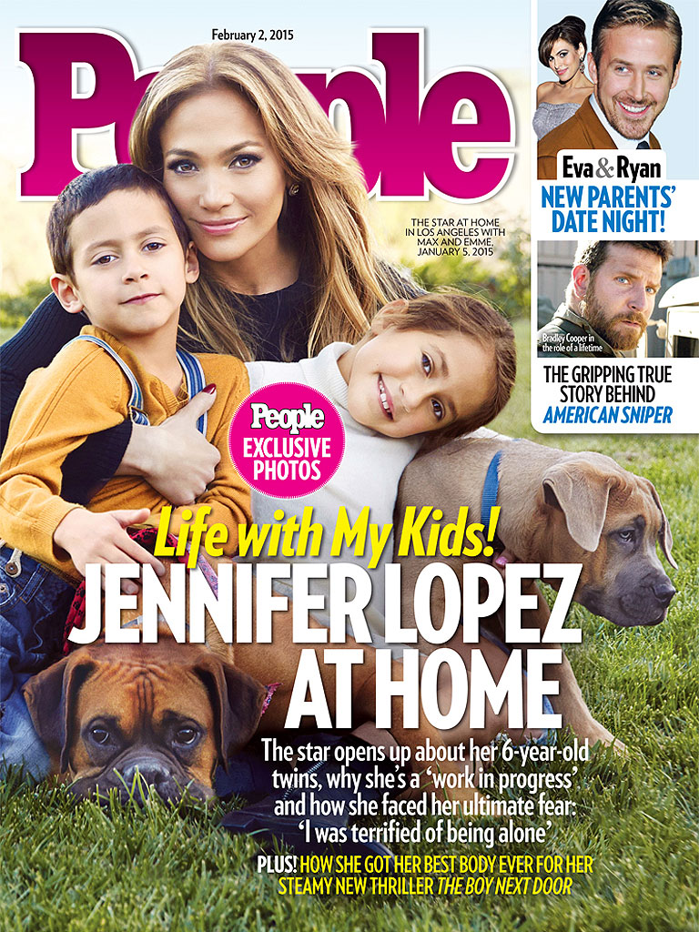 Jennifer Lopez on Love and Life as a Mom