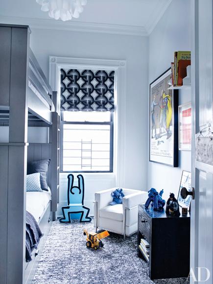 See Neil Patrick Harris and David Burtka's Renovated (and Amazing!) Harlem Townhouse (PHOTOS)  New York, Kids and Family, David Burtka, Neil Patrick Harris