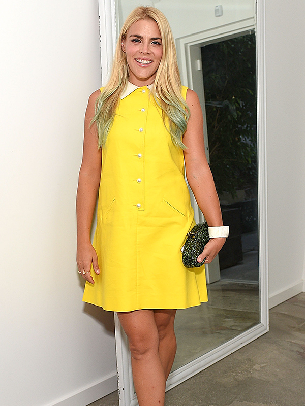 Busy Philipps A-List 15th Anniversary