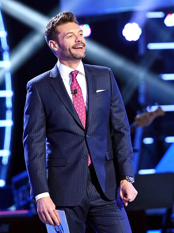Ryan Seacrests Exclusive American Idol Video Diary Week