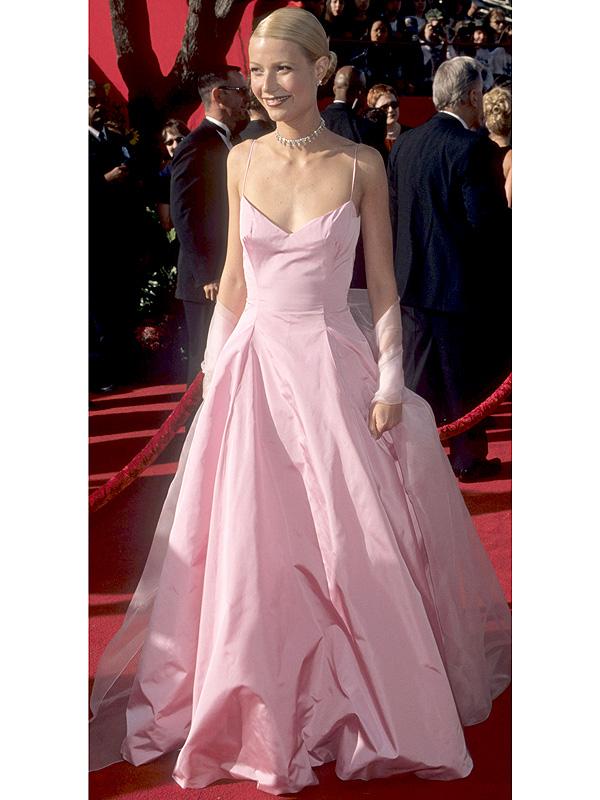 Gwyneth Paltrow Oscars 1999