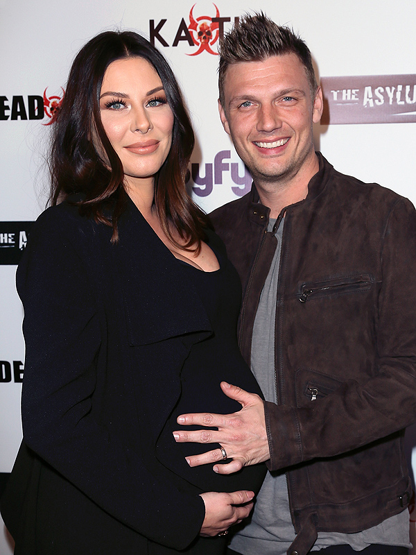Nick Carter Opens Up About Pregnant Wife Lauren Kitt – Moms & Babies – Celebrity Babies and Kids - Moms & Babies - People.com