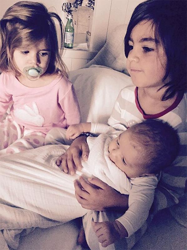 Kourtney Kardashian's Mother's Day