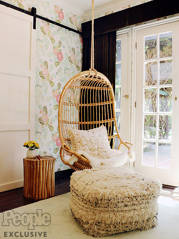 Willa Fords BohoChic Nursery and Meaningful Maternity