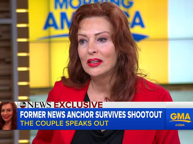 Former CNN Anchor Breaks Down as She Describes the Horror of Watching Her Husband Shot in Hotel Robbery| Crime & Courts, Death, True Crime