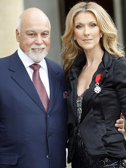 Céline Dion's Husband René Angélil Has Died 'After a Long and Courageous Battle Against Cancer'| Cancer, Celine Dion, Rene Angelil