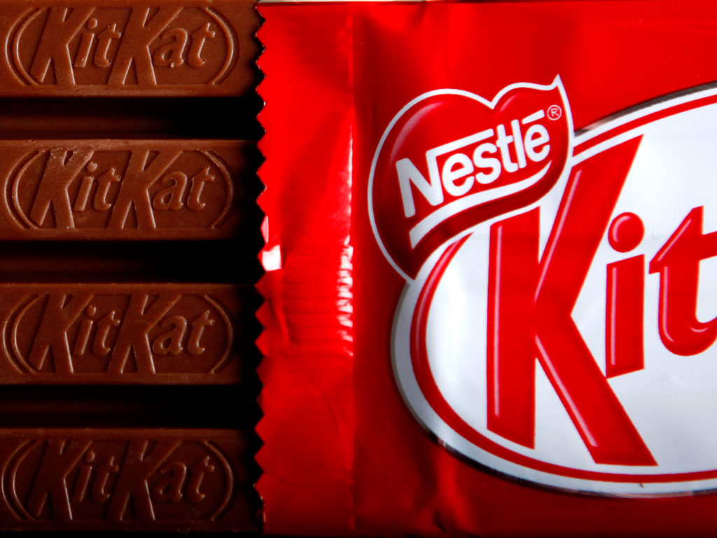 Woman Finds Pack of Waferless Kit Kats Ask for a Lifetime