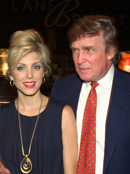Donald Trump's Ex Marla Maples on His Attack on Ted Cruz's Wife: The World Is 'Better' When 'We Can Keep the Peace'| 2016 Presidential Elections, Dancing With the Stars, Donald Trump, Marla Maples