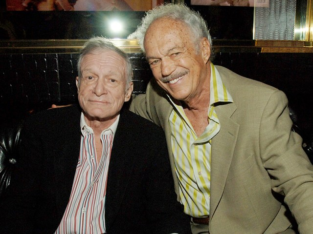 Keith Hefner, Hugh Hefner's 'Dear Brother and Best Friend,' Dies at 87| Death, Playboy, TV News, Hugh Hefner
