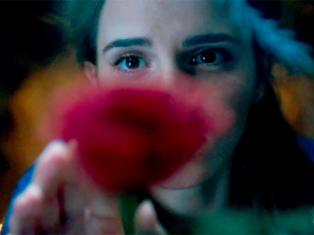 Get Your First (Brief) Look at Emma Watson as Belle in the New Beauty and the Beast Teaser Trailer| Beauty and the Beast, Movie News, Emma Watson, Ewan McGregor, Ian McKellen