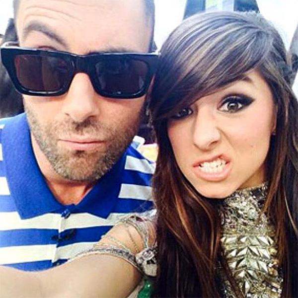 Christina Grimmie Dead: Voice Coach Adam Levine Reacts on Instagram