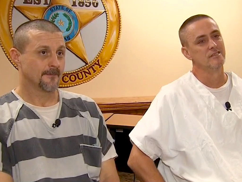 Texas Inmates Break Free from Cell to Help Jailer Who Suffered Heart Attack: 'If He Falls Down, I'm Going to Help Him'| Good Deeds, Real People Stories