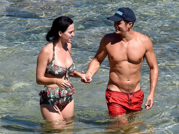 Ready to Propose? Orlando Bloom Wants Children with Katy Perry, Sources Say  Couples, Music News, Katy Perry, Orlando Bloom