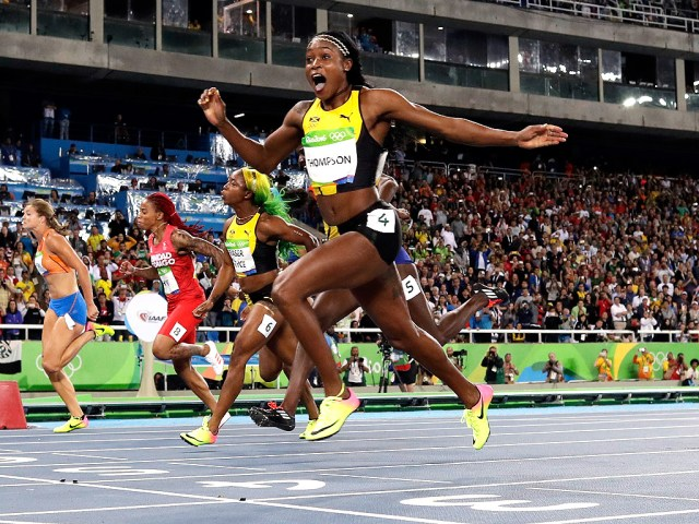 Olympic Newbie Elaine Thompson Dethrones 'Fastest Woman in the World' Shelly-Ann Fraser-Pryce in Rio| Summer Olympics 2016