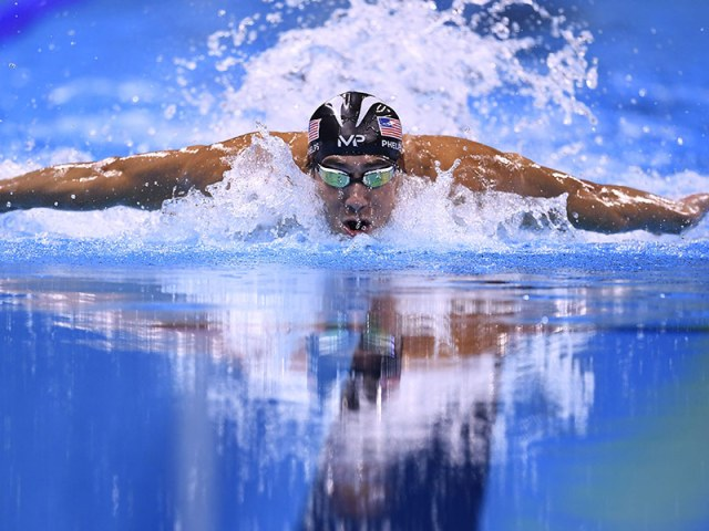 It's a 3-Way Tie! Michael Phelps and Two Others Win Silver in the 100-Meter Butterfly| Summer Olympics 2016, Michael Phelps
