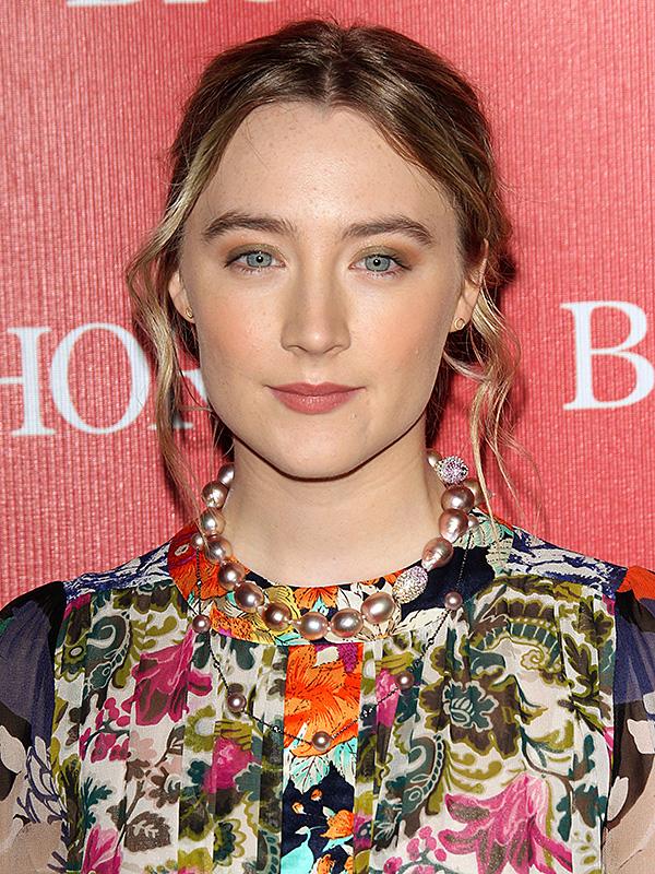 Saoirse Ronan makeup how to