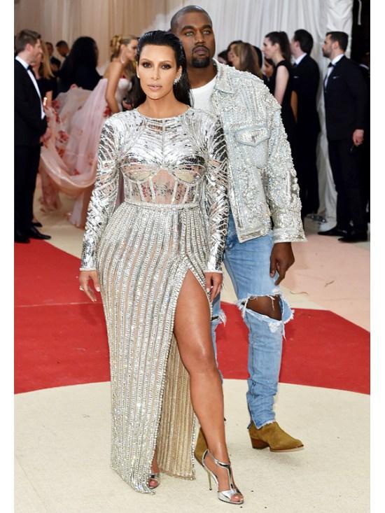 dc1f84ac Kim Kardashian and Kanye West