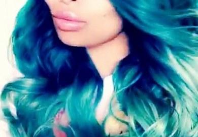 Colorful Short Hair