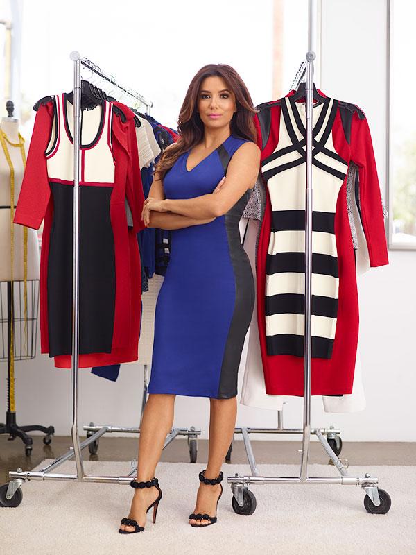 Eva Longoria The Limited Clothing Line