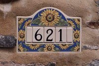 Choose your House Number! | Inspiring Interiors