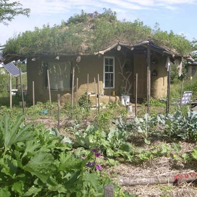 cob house in