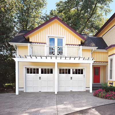Build diy pergola over garage plans plans wooden for A frame house plans with attached garage