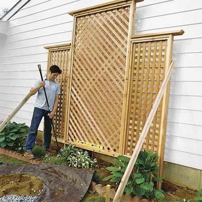 Garden Trellis Plans Roselawnlutheran