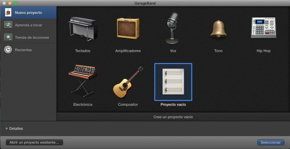 How to convert CAF in MP3 or AAC files using GarageBand – Fix It ...