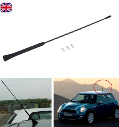 1inch 2 54cm 3 thank you for your kindly understanding package includes 1 x 16 universal car antenna 1 x 4mm external thread 1 x 5mm external thread [ 1100 x 1100 Pixel ]