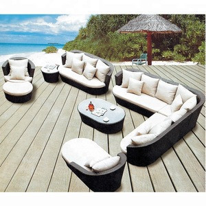 import modern used rattan outdoor