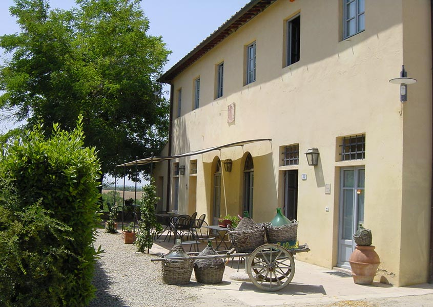 Cabbiavoli Chianti Farmhouse Apartments near Florence