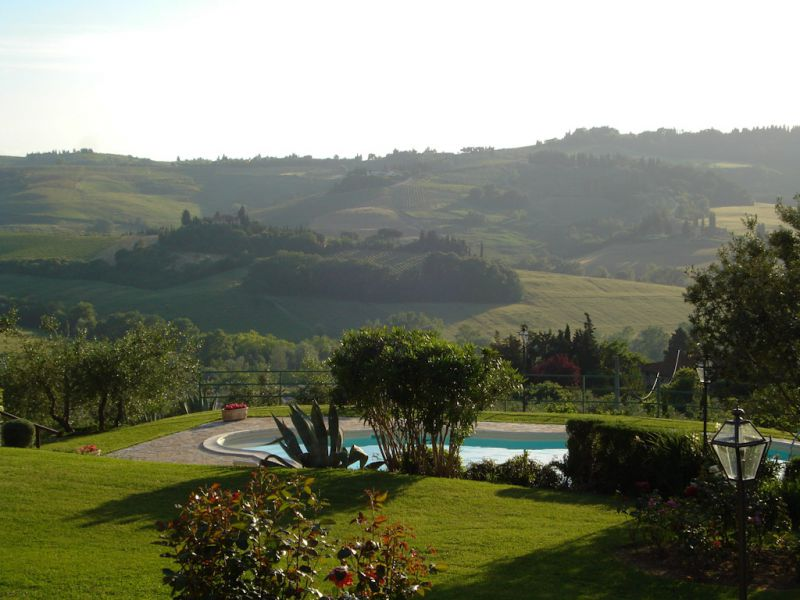 Il Poggetto MontespertoliChianti Holiday House with