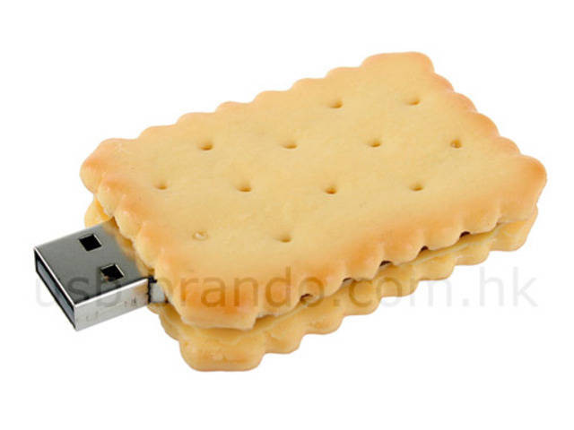 biscuit USB