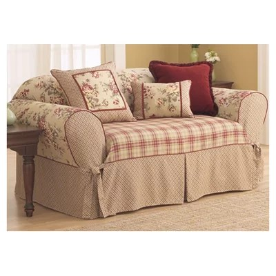 Sure Fit Lexington Sofa Slipcover  Reviews  Wayfair