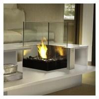 Decorpro Level Indoor Tabletop Bio Ethanol Fireplace ...