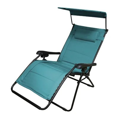 Canopies Lawn Chair With Canopy