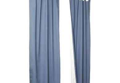 White Curtain Holdbacks