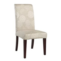 Parsons Chair Cover Tutorial Off White Accent Slipcover For - Home Ideas 2016