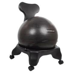 Balance Ball Office Chair Reviews Foam Bean Bag Isokinetics / Exercise &   Wayfair